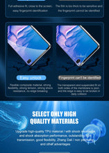 Load image into Gallery viewer, Hydrogel Screen Protector Samsung