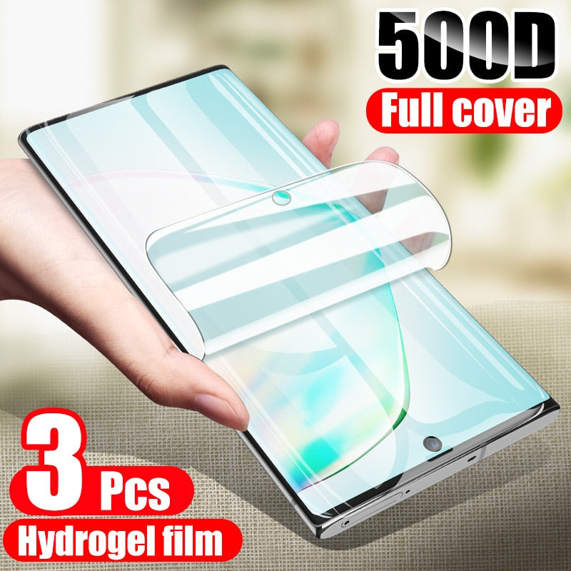 Hydrogel Screen Protector Samsung