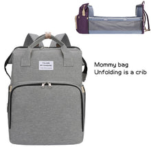 Load image into Gallery viewer, Backpack Baby Bed