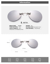 Load image into Gallery viewer, Men's Rimless Clamp Glasses