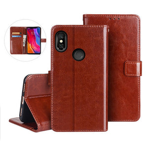 Leather Case Cover Xiaomi - foldingup