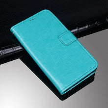Load image into Gallery viewer, Leather Case Cover Xiaomi - foldingup