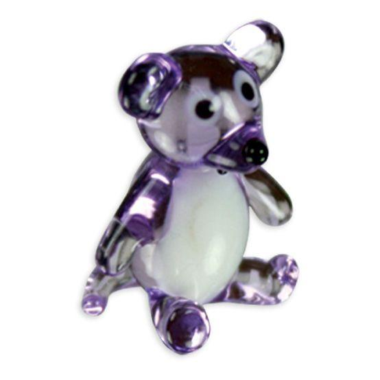 LookingGlass Millie The Mouse Collectible Glass Miniature Figurine
