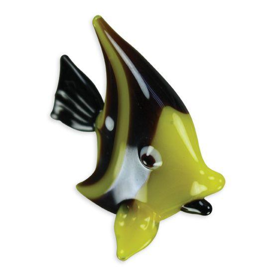 LookingGlass Billie The Idolfish Collectible Glass Miniature Figurine