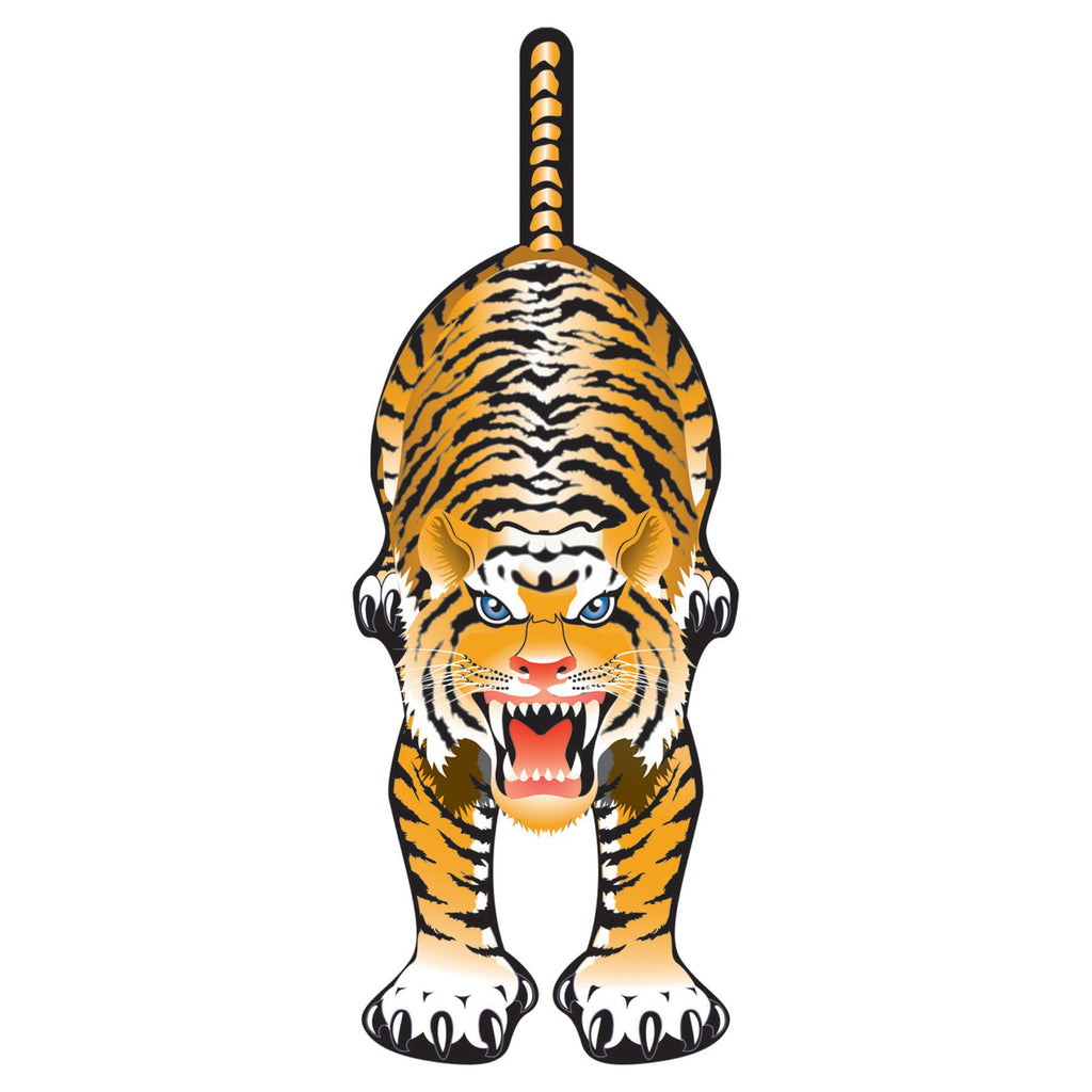 WindNSun Skyzoo Polyester Ripstop Tiger Kite, 59 Inches Tall