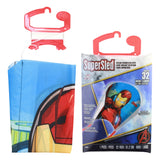 X Kites SuperSled Avengers Nylon Kite, 32 Inches Wide
