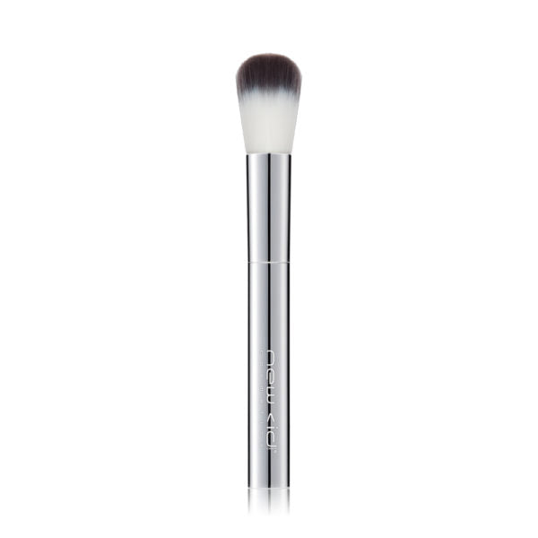 CHROME BLUSHER BRUSH