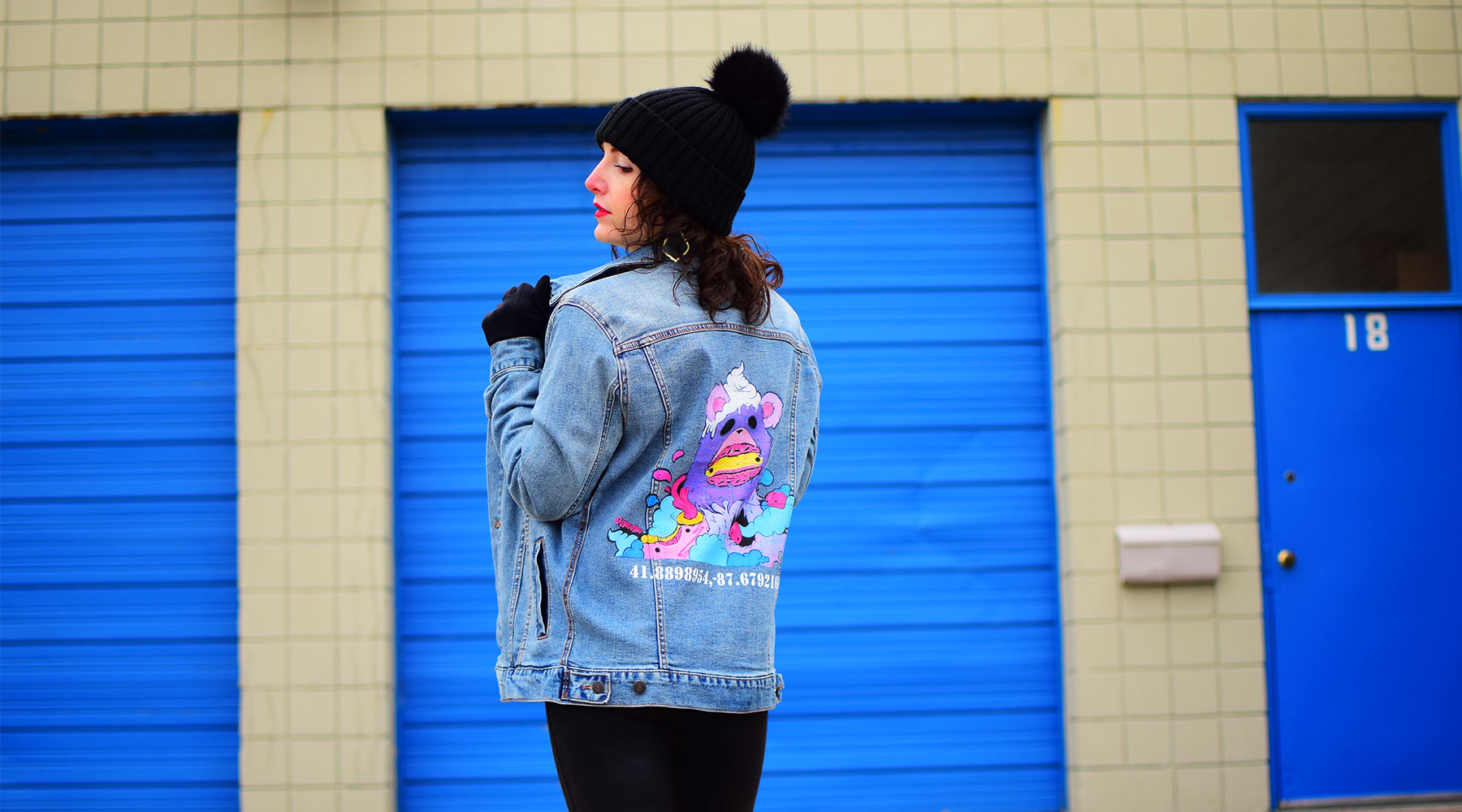 How to Style Your Denim Jacket for Winter