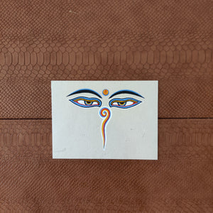 Eye Of Truth Post Card