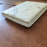 Natural Embossed Journal