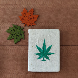 Hemp Lokta Paper Journal
