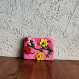 Embellished Box Pouches