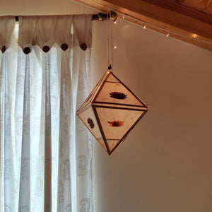 Triangle Dressy Lampshade