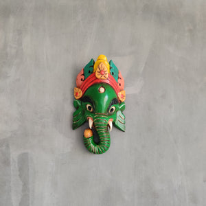Ganesh Wall Mask