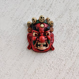Bhairav Wall Mask