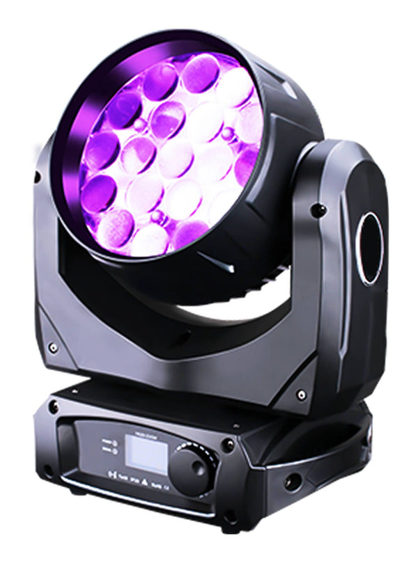 Saturn Aura 19PCS 12W LED Zoom Wash