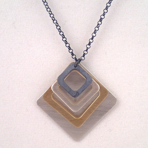 Third Base Necklace
