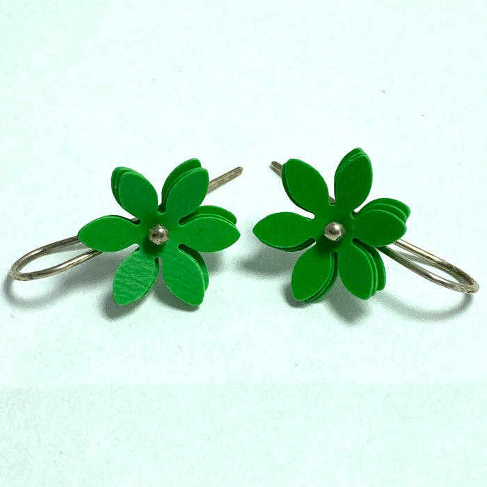 Daisy hook earrings