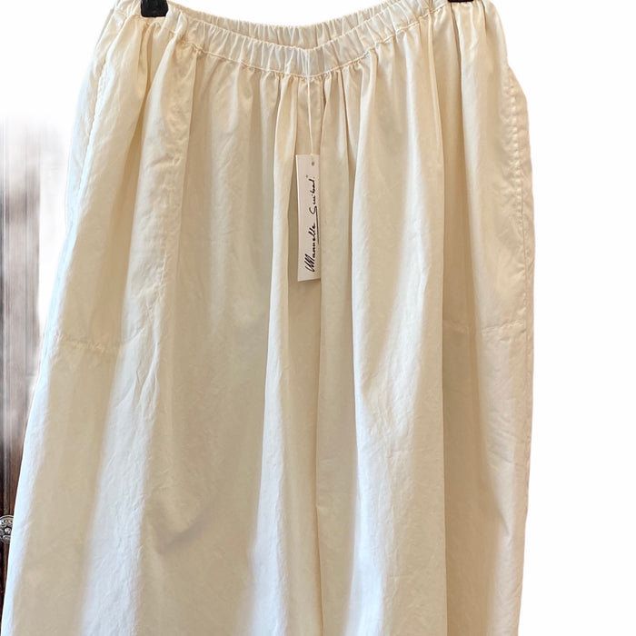 Cotton wide leg pants  KASA