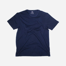 Load image into Gallery viewer, Cotton Pique (Navy)