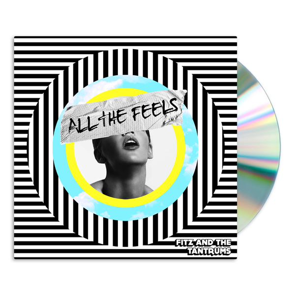 All The Feels CD Bundle - CD + Signed Litho + Album Tee