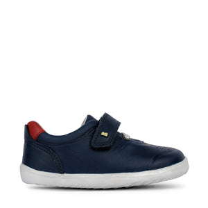 Bobux Step Up Ryder - Navy/Red