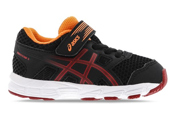 Asics Contend 5 TS - Black/Red