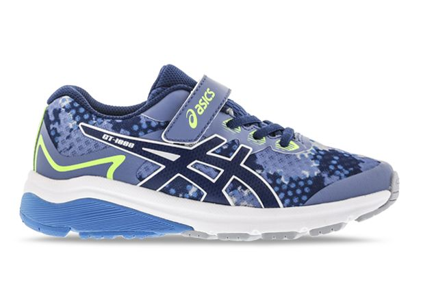 Asics GT1000 8 PS - Grey/Blue