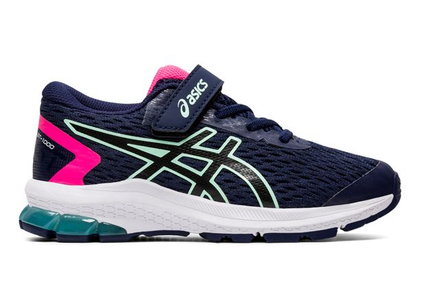 Asics GT1000 9 PS - Peacoat/Black