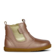Bobux I-Walk Jodhpur Boot - Rose Gold