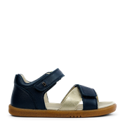 Bobux I-Walk Sail - Navy & Misty Gold