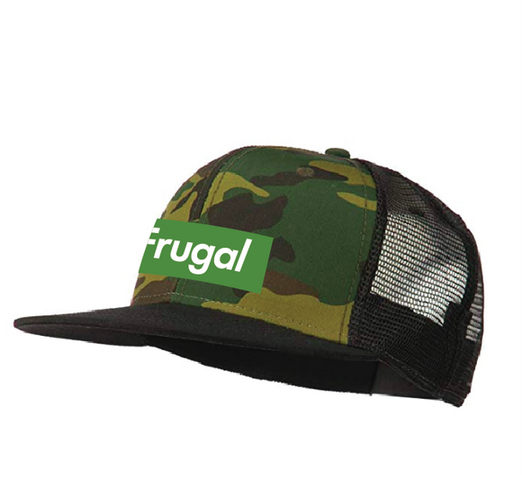 Frugal Patch - Camo Hat