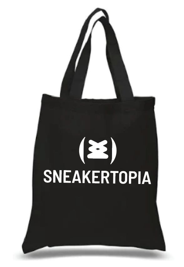 Sneakertopia Tote Bag