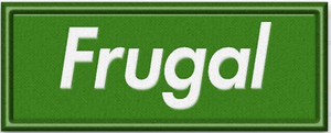 Frugal Patch