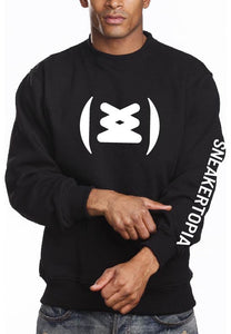 Sneakertopia Large Logo Crewneck