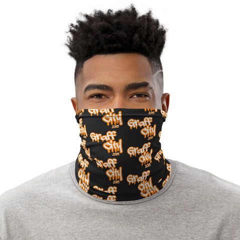 Neck Gaiter graff city