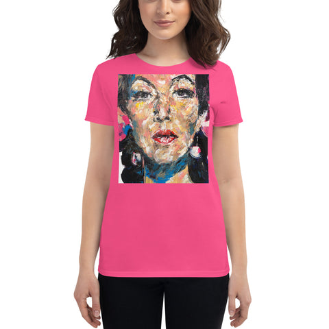 Maria Felix short sleeve t-shirt