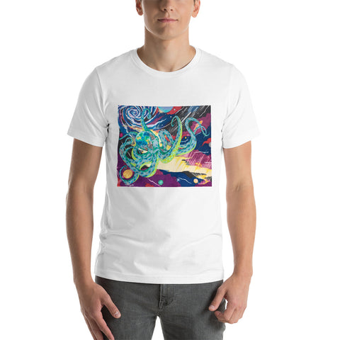 Earthborgtopus Short-Sleeve Unisex T-Shirt
