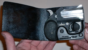 Pocket Holster, Wallet Style For Full Concealment - Bond Arms Derringers