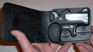 Wallet Holster for Full Concealment - Bond Arms Derringers