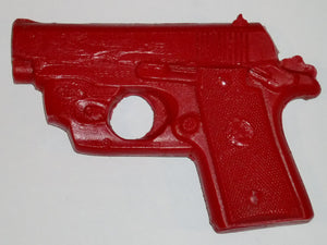 Dummy Gun Holster Making Gunmold for Colt Mustang Pocketlite Lasermax