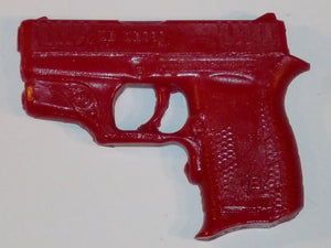 Dummy Gun Holster Making Gunmold for Diamondback DB380 Crimson Trace Laserguard