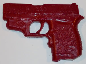 Dummy Gun Holster Making Gunmold for Diamondback DB9 Crimson Trace Laserguard