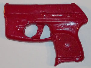 Dummy Gun Holster Making Gunmold for Ruger LCP Laserlyte
