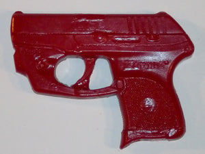 Dummy Gun Holster Making Gunmold for Ruger LCP Lasermax