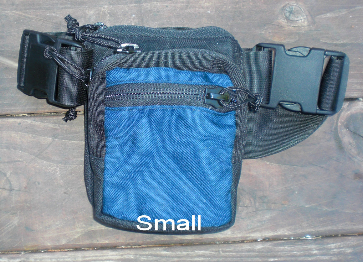 Vertical Gun Hip Pack