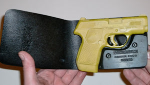 Pocket Holster, Wallet Style For Full Concealment - Kimber Evo