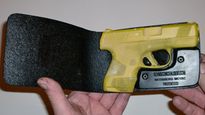 Wallet Holster For Full Concealment - Mossberg MC1SC