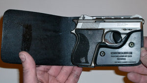 Wallet Holster For Full Concealment - Phoenix HP22/25