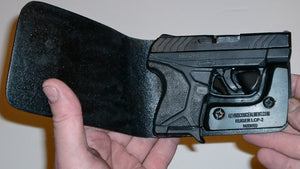 Wallet Holster For Full Concealment - Ruger LCPII